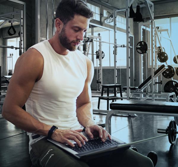 fitness center software